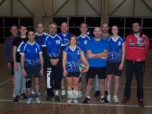 2VB2 - Villecresnes Volley-Ball